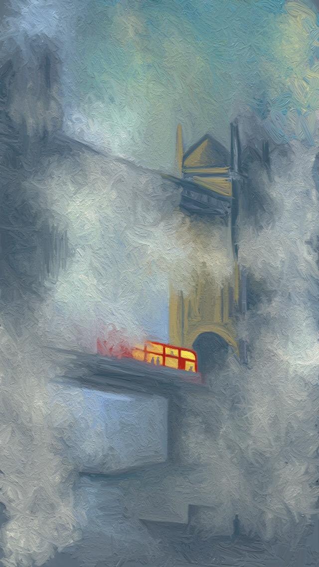 The bridge sketch 6